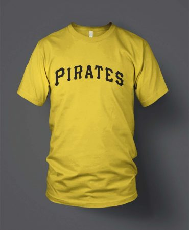 Oaks Dads Club Pirates LL Baseball shirts
