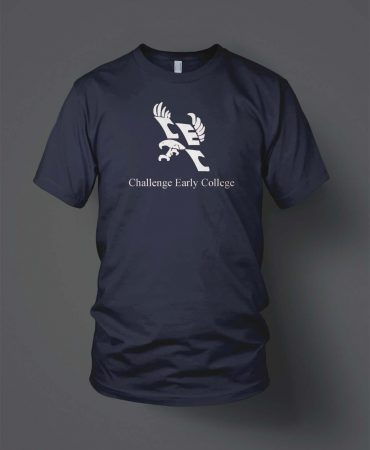 Challenge Early College shirts