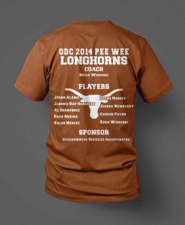 Oaks Dads Club Longhorns Baseball