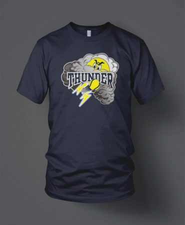 Oaks Dads Club Thunder t shirts