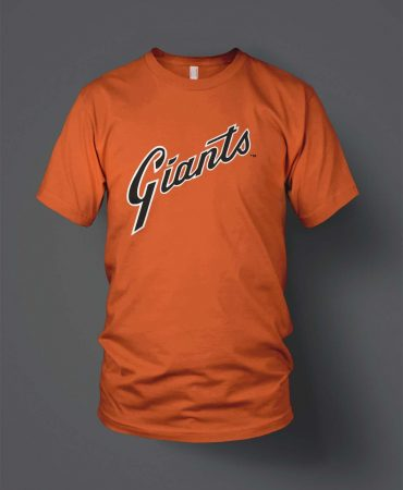 NW45 Giants baseball