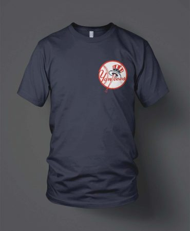 NW45 T ball Yankees T shirts