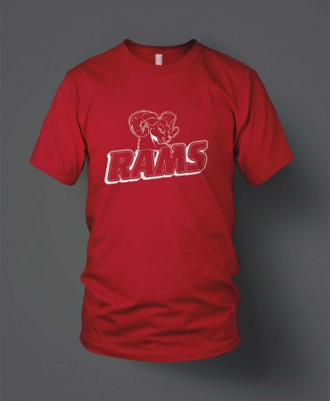Oak Dads Club T ball Rams t shirts