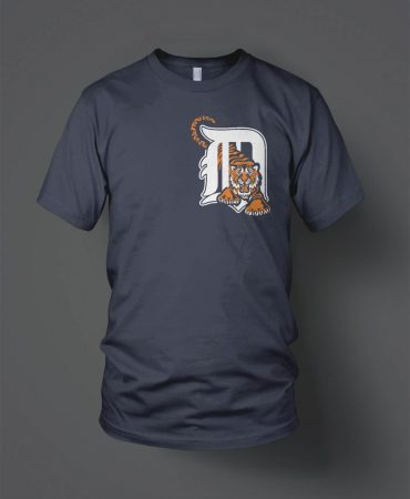 NW45 Little League Tigers t shirts