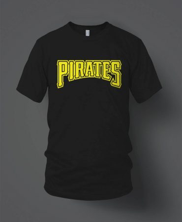 NW45 Little League Pirates t shirts