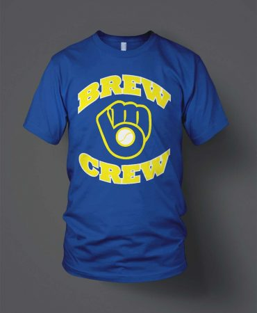 ODC Brewers throwback shirts