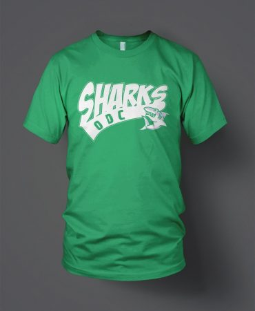 ODC Pixie Sharks T shirt