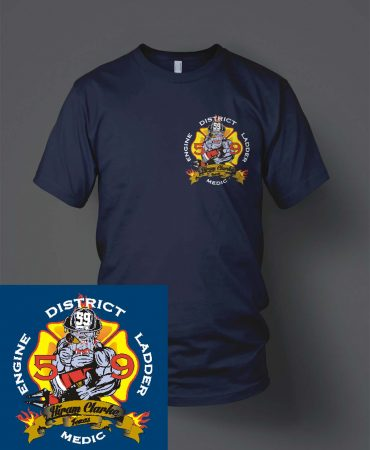 HFD Station 59 Duty shirt