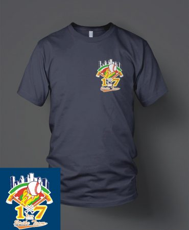HFD Station 17 duty shirt front