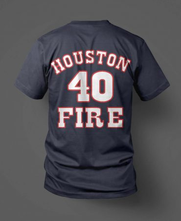HFD Station 40 duty shirt