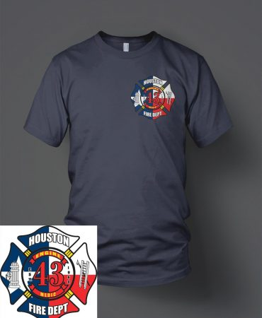 HFD Station 43 Duty shirts
