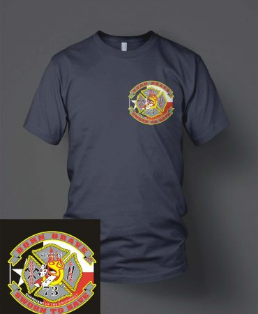 HFD Station 73 Duty Shirts