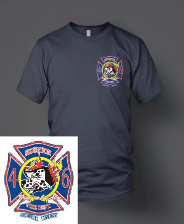 HFD Station 46 Duty Shirts