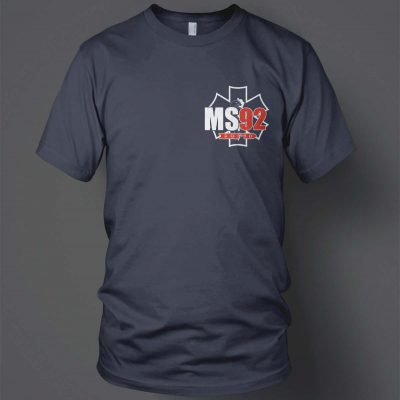 HFD MS 92 Duty Shirts