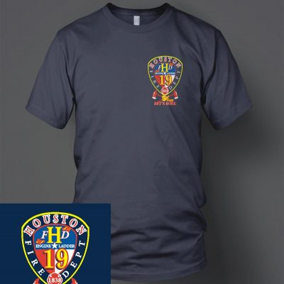 HFD Station 19 Duty Shirt