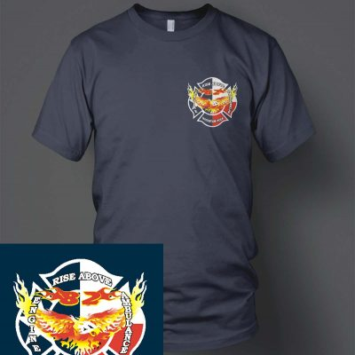 HFD Station 82 Duty Shirts